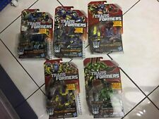 Transformers FOC Bruticus Set of 5 Onslaught BlastOff Vortex Swindle Brawl