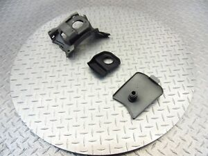 2012 12-16 Piaggio BV350 Beverly Ignition Fuel Cover Trim Fairing Panel OEM