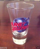 Rare Shot-glass from Planet Hollywood Edmonton - Canada