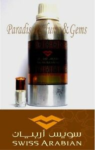 New Large 12ml *BLACK  AFGHANO* By Swiss Arabian Perfume Fragrance Oil Attar