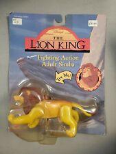 Mattel Disney's The Lion King Simba Action Figure
