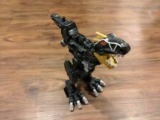 BAN DAI Power Rangers Dino Deluxe Black T-Rex Zord Figure Toy Super Charge