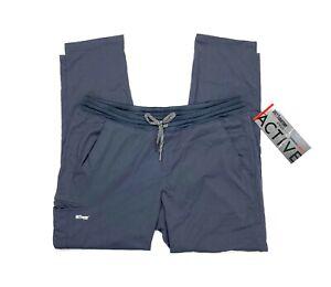 Barco Grey's Anatomy women's scrub bottom pant NEW size medium petite mid-rise s