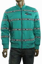 $189 New Mens Tommy Hilfiger Denim Logo Full Zip Zeke...
