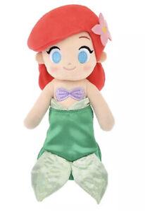 PLUSH Peluche nuiMOs ARIEL LITTLE MERMAID  Disney Neuf plush JAPON JAPAN SIRèNE