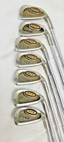 PING i3 O-Size Iron Set Golf Club 4-PW Green Dot