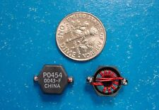 Pulse Engineering 1.78uH 3A Power Inductor P0454T, Qty. 10pcs