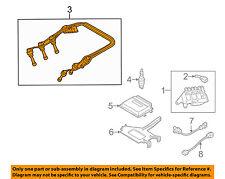 HYUNDAI OEM 05-07 Tucson 2.7L-V6-Ignition Spark Plug Wire Set 2750137C10