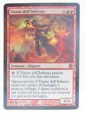 Titano Dell' Inferno - Inferno Titan - PROMO FOIL - EXC ITA - MTG