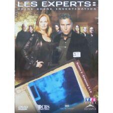 LES EXPERTS - SAISON 2 - EPISODES 5 a 8 dvd