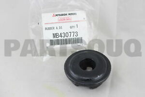 MB430773 Genuine Mitsubishi CUSHION,FR DIFF MOUNTING