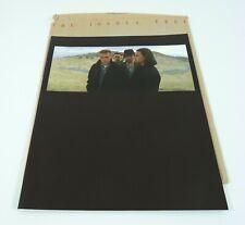 U2 Joshua Tree Tour Program And Original Envelope - Very Rare Condition!