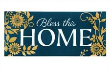 Bless This Home Sassafras Switch Mat,431163BL