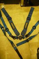 Car safety harness belt SCHROTH FIA D-136.T/98 invalid after 2016