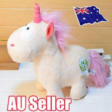 Unicorn Plush Fluffy Toy Lovely Stuffed Theodore Animal Doll Kids Gift MN