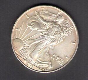 2005 United States, USA, One Dollar Liberty (Eagle) Silver FDC