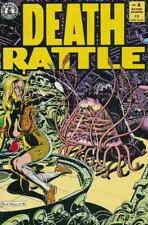 Death Rattle (Vol. 2) #4 FN; Kitchen Sink | save on shipping - details inside