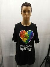 Adidas XL Orlando United Pride shirt Pulse Night Club LGBT Orlando City SC
