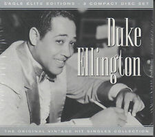 Duke Ellington Original Vintage Hit Singles Collect. 3CD Box NEU Creole Rhapsody