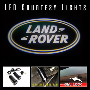 Lumenz C3 LED Courtesy Logo Lights Ghost Shadow for Land Rover 101248