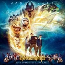 DANNY ELFMAN - GOOSEBUMPS [ORIGINAL MOTION PICTURE SOUNDTRACK] NEW CD