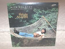 """Folk- Mick Moloney """"Strings Attached"""" Green Linnet 1980 Stereo LP Sealed!!!"""