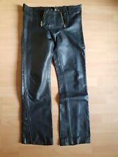 gay  leder leather lederhose  GR 48