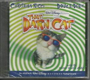 THAT DARN CAT w/ RARE BEACH BOYS MONO trk Right Said Fred CD SEALED Disney 1997