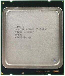 CPU Intel Xeon E5-2670 2.6 GHz 8 Core 20 Mo Socket LGA 2011 SR0KX