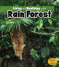 Living And Nonliving In The Rain Forest (heinemann Read And Learn: Is It Livi...