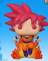 Super Saiyan God SSG Goku - DragonBall Super 2020 SDCC Shared Exclusive Preorder