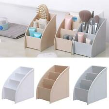 Tabletop Storage Organizer TV Remote Control Holders Makeup Stationery Pen Boxes