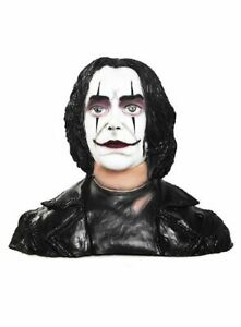 THE CROW  - STAIRWAY TO HEAVEN * 1:1 FULL-LIFE-SIZE BUST * RUBIES * NEW