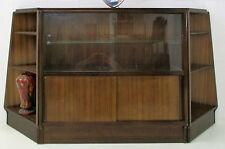 STYLISH MID CENTURY RETRO MID CENTURY 50S WALNUT G PLAN CUPBOARD/BOOKCASE