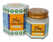 Baume du tigre blanc, pot de 30g (Tiger balm white)- Piqures moustique, rhume