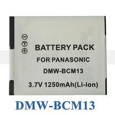 Battery For Panasonic Lumix DMC-TZ55,DMC-TZ57, DMC-TZ60, DMC-TZ70 Digital Camera