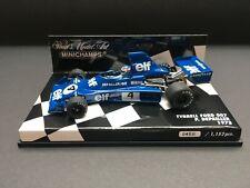 Minichamps - Patrick Depaill- Tyrrell - 007 - 1:43 - 1975