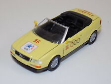 1/43 Schabak Audi Cabrion In yellow Atlanta 1996