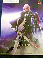 LIGHTNING RETURNS FINAL FANTASY XIII PLAY ARTS Kai Lightning Figure SQUARE ENIX