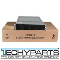 "Supermicro 6027TR-H70RF+ 2U 3.5"" LFF 12-Bay 4-Node X9DRT-HF+ CTO SuperServer"