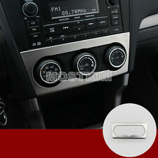 Interior Console Air Condition Button Trim Cover For Subaru Forester 2013-2014