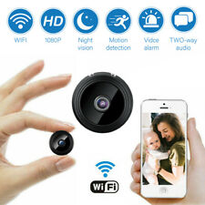 1080P Mini Hidden Spy Camera WiFi Small Wireless Smart security Camera Full HD