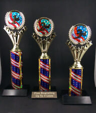 1st 2nd 3rd Place Trophy  Awards. Free Engraving.