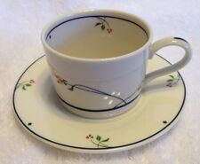 Gorham Town & Country Fine China Ariana Cup and Saucer
