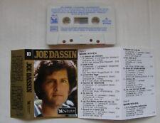 JOE DASSIN (K7 AUDIO) SUCCES 1974 - 1975