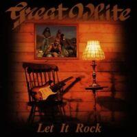 Great White - Let It Rock [New Cassette]