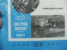 Gibson Bros Big Pine Boogie SEALED Okra LP Psychobilly Bassholes 68 Comeback