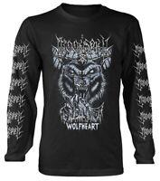 Moonspell 'Wolfheart' (Black) Long Sleeve Shirt - NEW & OFFICIAL!