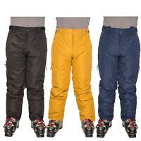 Trespass Mens Ski Pants Lightly Padded Trousers Waterproof Salopettes