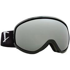 Electric Visual Mesher Thrasher Gafas de Snowboard ( Brose / Cromo Plata )